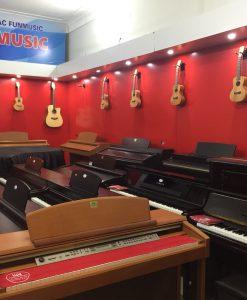 Trung tâm nhạc cụ Funmusic Bắc Ninh Bắc Giang