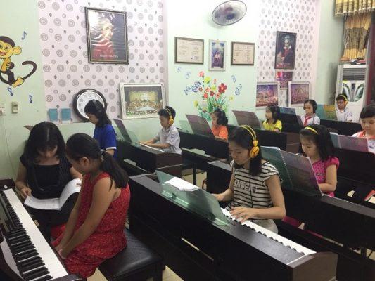 Tại sao nên học đàn piano ở Funmusic Bắc Ninh Bắc Giang