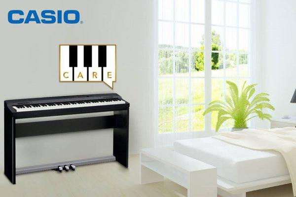 Giá các loại đàn Piano điện Casio mới