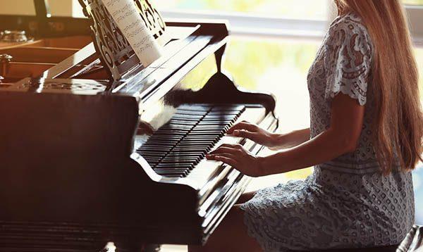 hướng dẫn cách học hơi đàn - tập đánh đàn piano cơ bản