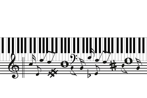 hướng dẫn xem phím đàn piano