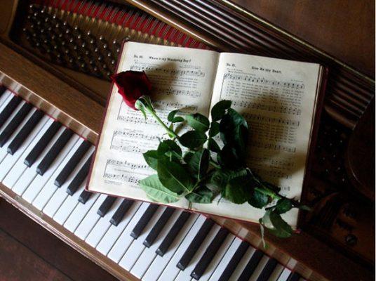 sách dạy đàn - tài liệu học đàn piano cơ bản